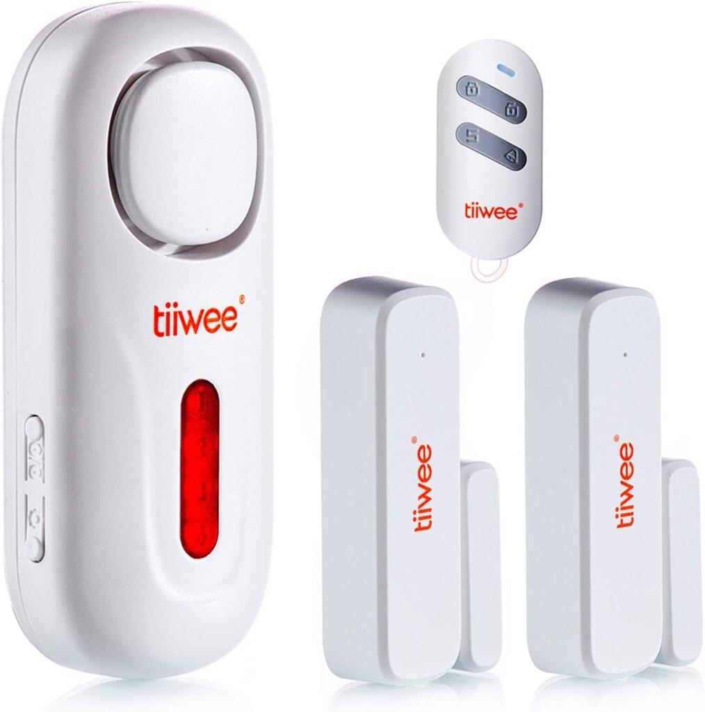 Tiiwee : alarme sans fil, de Porte et de Fenêtre