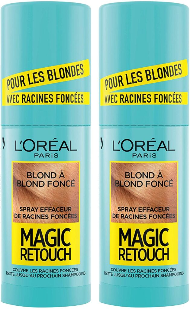 L'Oréal Paris Magic Retouch Racines Foncées Blond