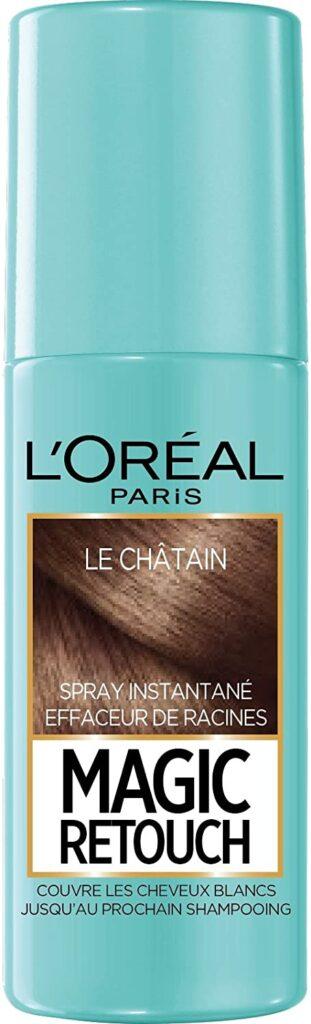 L'Oréal Paris Spray Instantané Correcteur de Racines & Cheveux Blancs