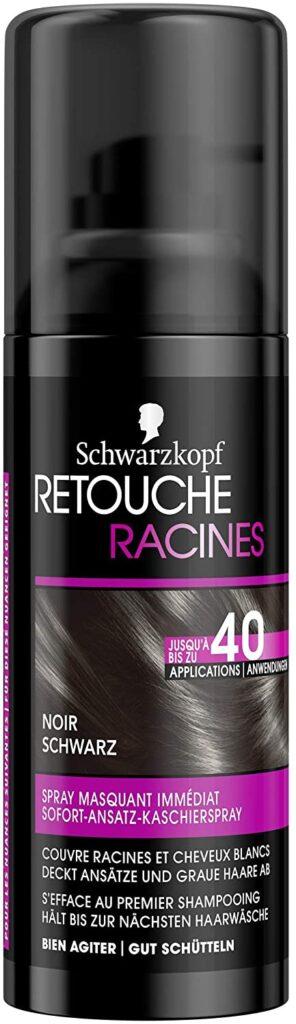 Schwarzkopf -Retouche Racines