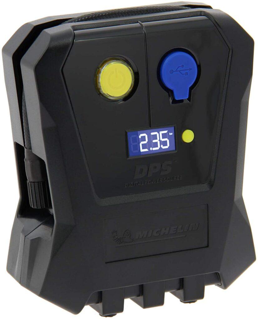 MICHELIN 009518 Mini Compresseur Digital pour Voiture 12V, 3,5 Bars
